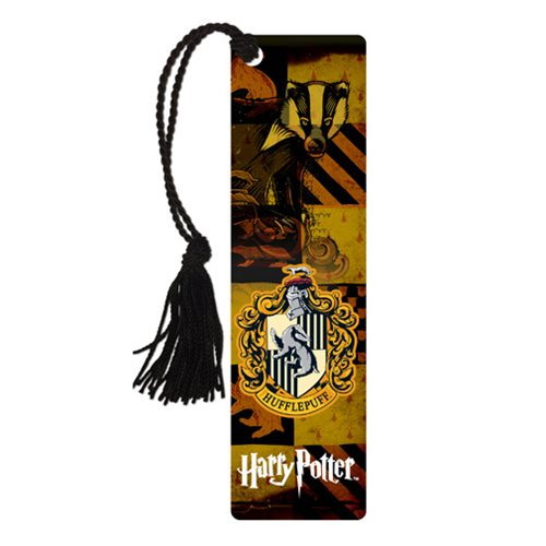 Harry Potter Hufflepuff Bookmark