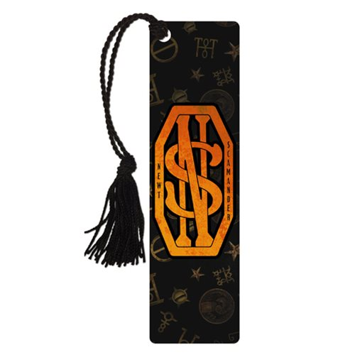 Fantastic Beasts Newt Scamander Monogram Bookmark