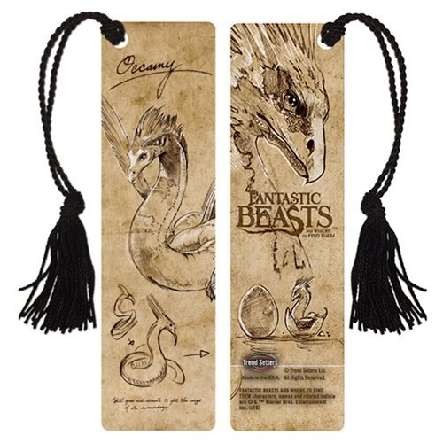 Fantastic Beasts and Where to Find Them Occamy Bookmark