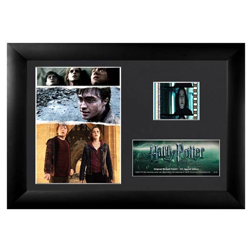 Harry Potter and the Deathly Hallows Pt 2 Series 5 Mini Cell