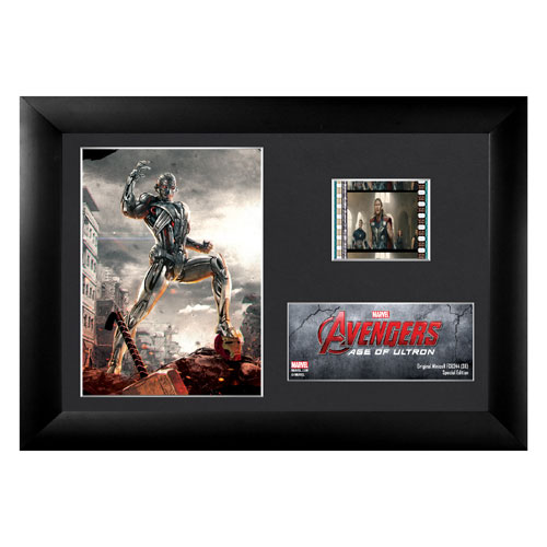 Avengers Age of Ultron Series 6 Mini Film Cell