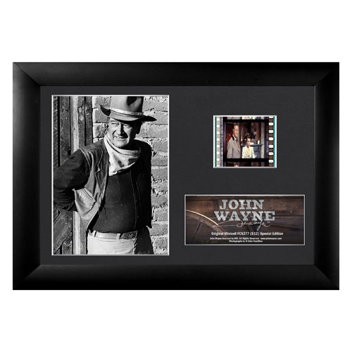 John Wayne Classic Mini Film Cell