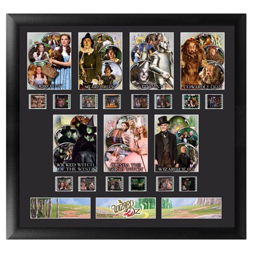 Wizard of Oz Series 1 Character Montage Film Cell