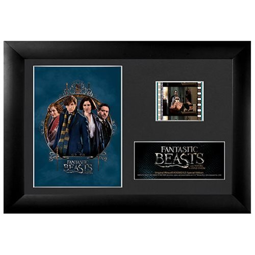 Fantastic Beasts and Where to Find Them Series 2 Mini Film Cell