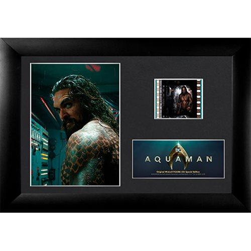 Aquaman Series 3 Mini Film Cell