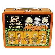 Peanuts It's The Great Pumpkin Charlie Brown Dominoes