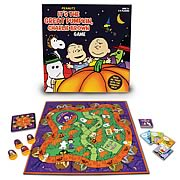Peanuts Its The Great Pumpkin Charlie Brown Board Game