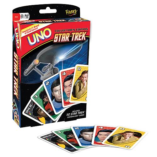 Star Trek UNO Game