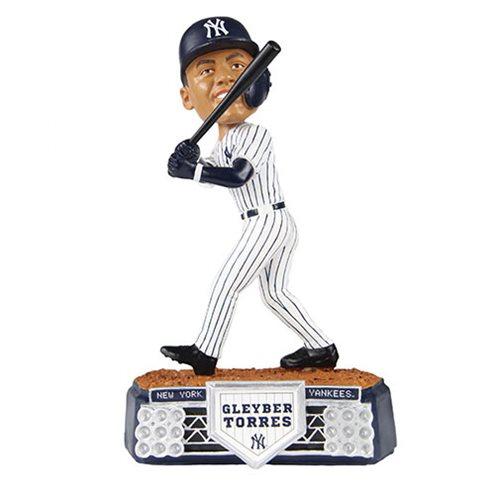 MLB Yankees Gleyber Torres Stadium Lights Bobble