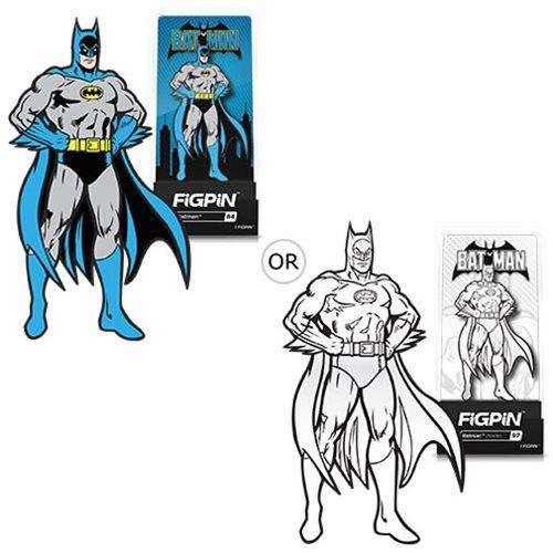 Batman Classic Comics FiGPiN Enamel Pin