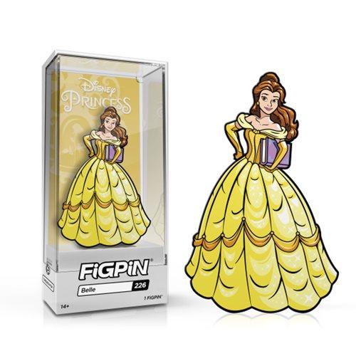 Disney Princess Belle FiGPiN Enamel Pin