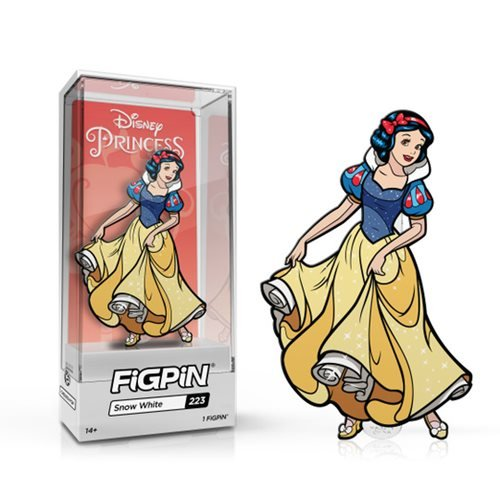 Disney Princess Snow White FiGPiN Enamel Pin
