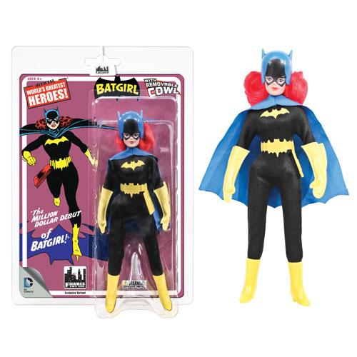 Batman First Appearances 8-Inch Retro Batgirl Action Figure