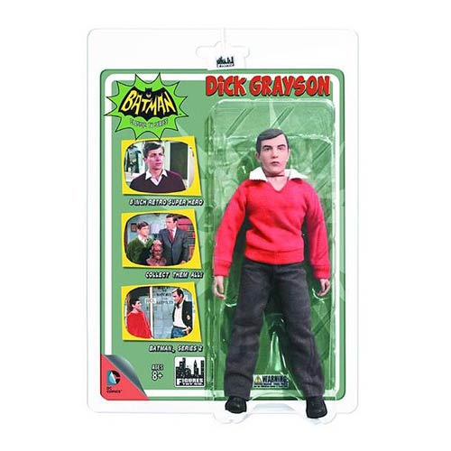 Batman 1966 TV Series 2 Dick Grayson 8-Inch Action Figure