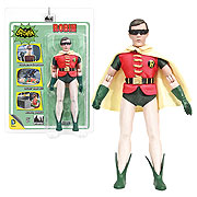 Batman Classic 1966 TV Robin (Removable Mask) 8-Inch Figure