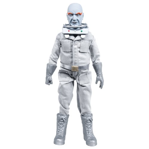 Batman 1966 TV Series 4 Mr. Freeze 8-Inch Action Figure