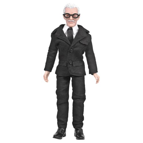 Batman 1966 TV Series 4 Alfred in Suit 8-Inch Action Figure
