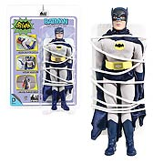 Batman TV 1966 Batman Tied Up 8-Inch Deluxe Action Figure