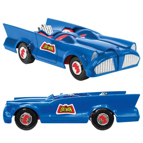 Batman DC Comics Batmobile Vehicle (Blue)