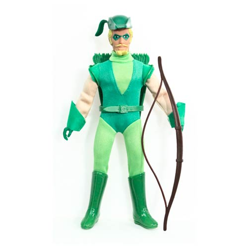 DC Retro Super Powers 8-Inch Green Arrow Action Figure
