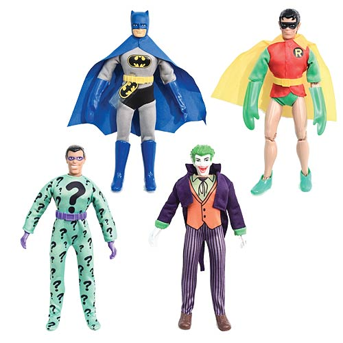 Batman DC Super Powers 8-Inch Series 2 Action Figure Set