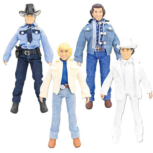 Dukes of Hazzard 8 Inch Series 1 Action Figure Set