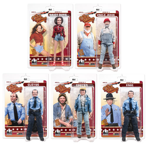 Dukes of Hazzard 8 Inch Series 2 Action Figure Case