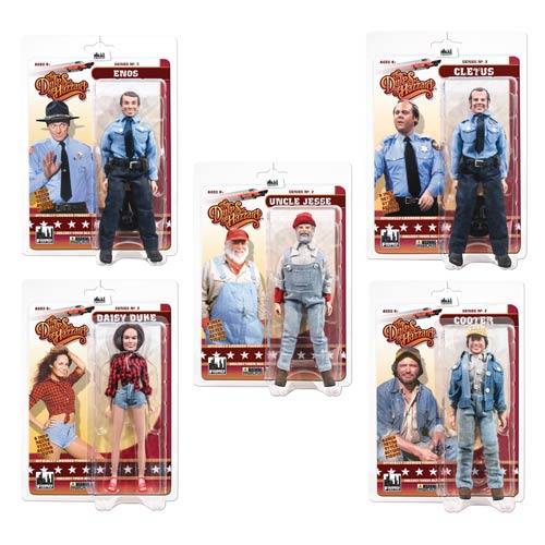Dukes of Hazzard 12-Inch Series 2 Action Figure Case