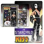 KISS Retro Series 1 12-Inch Starchild Action Figure
