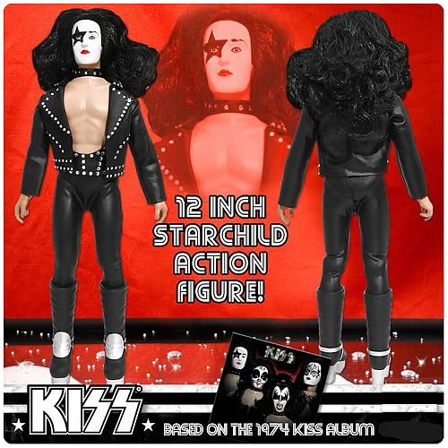 KISS 1st Album Series 2 12-Inch Starchild Action Figure