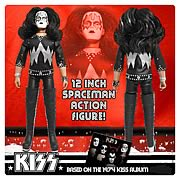 KISS 1st Album Series 2 12-Inch Spaceman Action Figure