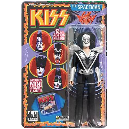 KISS Series 3 Sonic Boom Spaceman 12-Inch Action Figure