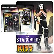 KISS Retro Series 1 8-Inch Starchild Action Figure