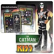 KISS Retro Series 1 8-Inch Catman Action Figure