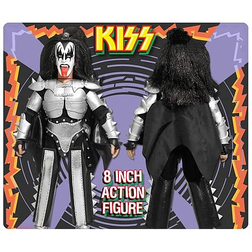 KISS Series 3 Sonic Boom Demon 8-Inch Action Figure