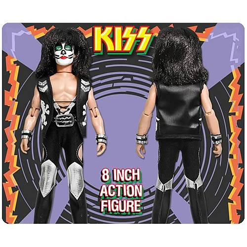 KISS Series 3 Sonic Boom Catman 8-Inch Action Figure