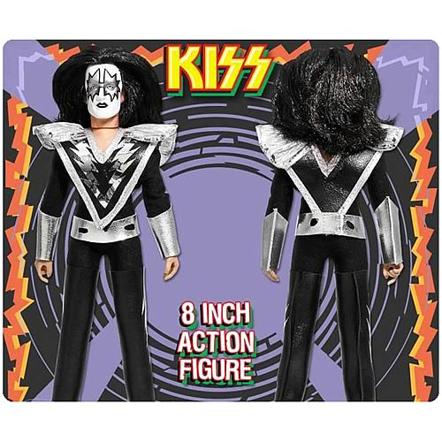 KISS Series 3 Sonic Boom Spaceman 8-Inch Action Figure
