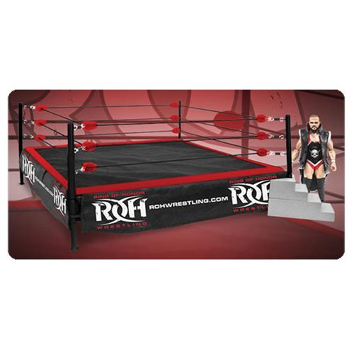 how to build a wrestling ring for free