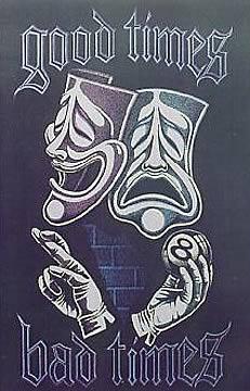 Homies Black Velvet Poster