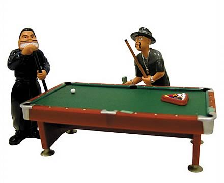 Homies 1:24 Pool Hall Set 2