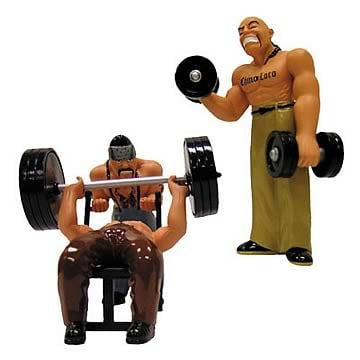 Homies 1:24 Health Club Set 1