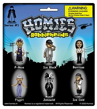 Homies Mini Bobble Heads Series 1