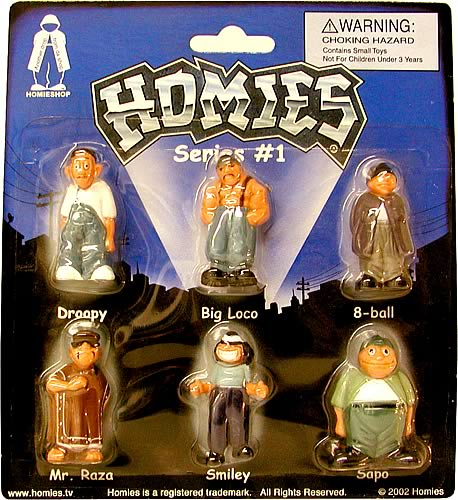 Homies Series 1 Set