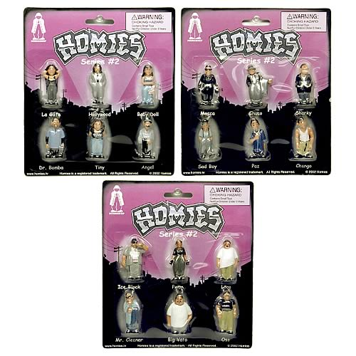 Homies Series 2 Set