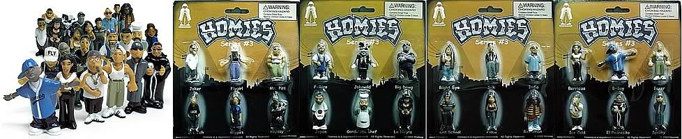 Homies Series 3 Complete Set
