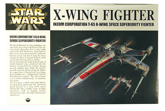 Fine Molds X-Wing Fighter