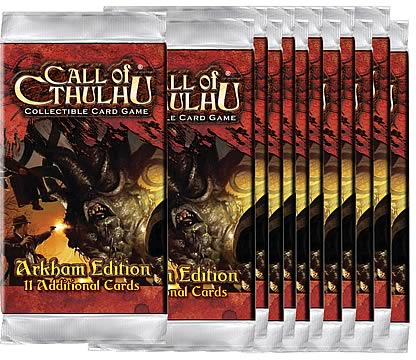 Call of Cthulhu CCG Booster 12-Pack