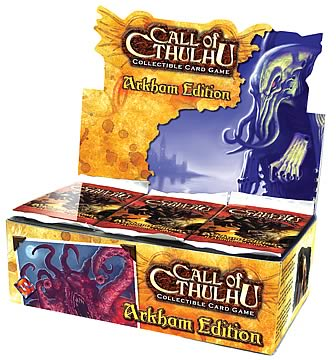 Call of Cthulhu CCG Booster Display Case