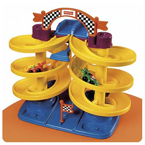 Imaginext Cars Race Track