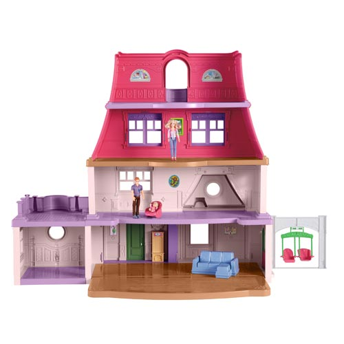 Fisher-Price Caucasian Loving Family Dollhouse Playset